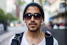 Street Portraits By Kashka Hopkinson