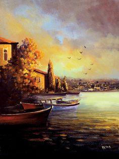 İstanbul Tabloları İST 063