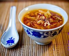 hCG Diet Recipes - hCG Diet Cabbage Soup Recipe