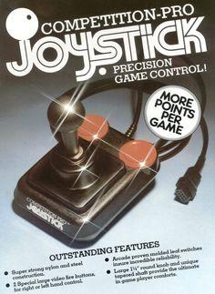 Competition Pro joystick