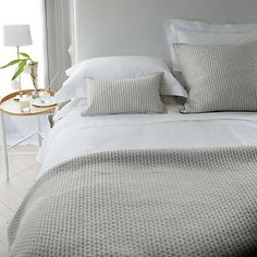Rivington Cushion Cover | The White Company scatter cushions 2nd look