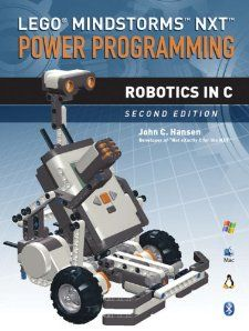 38 best lego mindstorm images on pinterest lego mindstorms lego mindstorms nxt power programming robotics in c the book for those who prefer writing code to manipulating graphical symbols take complete control of fandeluxe Gallery