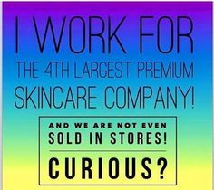 FACT: Rodan + Fields is the 4th largest premium skincare company just behind Estée Lauder, Clinique and Lancôme. FACT: We started expanding globally and launched in Canada in February. FACT: R+F started in high-end department stores and was the TOP seller but has been doing EVEN BETTER with direct sale model!... FACT: No inventory, no deliveries, no parties, online ordering & tracking, money back guarantee & work from anywhere! http://jmurphy3.myrandf.com/ca