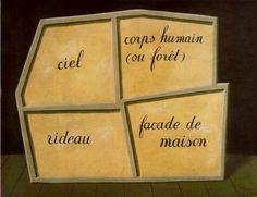 Rene magritte le faux miroir surrealism for Rene magritte le faux miroir