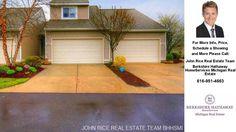 3026 Raspberry Lane, Holland, MI Presented by John Rice Real Estate Team.