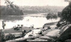 Japanese Gardens, Como Park, St. Paul Minnesota, 1908