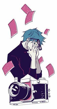 Acca 13: Nino Manga Art, Anime Manga, Anime Guys, Anime Art, Manga Story, Japanese Cartoon, Best Waifu, Illustration Sketches, Manga Games