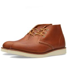 Red Wing 3140 Heritage Work Chukka (Oro-iginal)