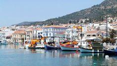 Greece: Samos Island's Wondrous Potami & Paleo Karlovasi