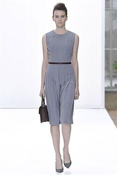 London Fashion Week Day 1 Daks Spring/Summer 2015 Ready to wear 12 September 2014