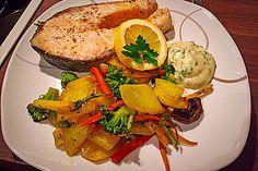 Lachs vom Blech, ein schönes Rezept aus der Kategorie Gemüse. Bewertungen: 92. Durchschnitt: Ø 4,4.