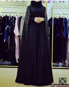 Why is hijab clothing expensive? Hijab Style Dress, Modest Fashion Hijab, Modern Hijab Fashion, Fashion Dresses, New Abaya Style, Hijab Chic, Burqa Fashion, Muslim Women Fashion, Islamic Fashion