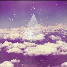 triangle #cloud