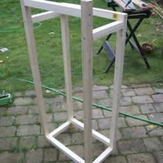 Time: 4 hours build time – Difficulty: Easy – Knackyness: Moderate (woodworking skills & equipment required) – Cost: around I've wanted to try cold smoking for a lo… Fish Smoker, Smoker Designs, Woodworking Skills, Building Design, Frame, Diy, Sheds, Smoking, Garden Ideas