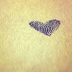 Heart fingerprint