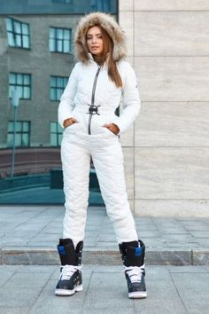 c08af7eb2810 Women Winter Jumpsuit Waterproof Ski Snow Suit Outdoor Sport Overall One  Piece Z