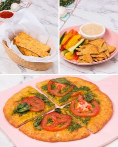 Keto-Friendly Flatbread Recipe by Tasty
