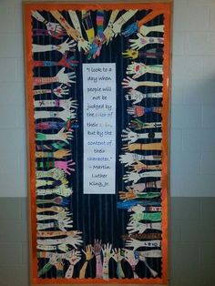 Diversity bulletin board for art-this is my first day of school activity and my., Diversity bulletin board for art-this is my first day of school activity and my. Diversity bulletin board for art-this is my first day of school act. Bullying Bulletin Boards, Diversity Bulletin Board, Classroom Bulletin Boards, History Bulletin Boards, Respect Bulletin Boards, Multicultural Bulletin Board, Counseling Bulletin Boards, January Bulletin Board Ideas, Bulletin Board Ideas For Teachers