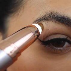 Makeup Hacks, Makeup Tips, Eye Makeup, Beauty Care, Beauty Skin, Beauty Hacks, Beauty Tips, Beauty Ideas, Diy Beauty