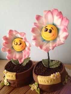 Daisies for dear friends...