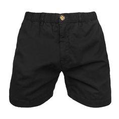 Shorts Energetic Chubbies Men Size Xl Casual Elastic Waist Cotton Shorts Khaki Clothing, Shoes & Accessories