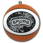 For Sale  - San Antonio Spurs Mini Replica Basketball Christmas Ornament NBA Decoration - http://sprtz.us/SpursEBay
