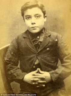 Henry Leonard Stephenson, 12, broke into houses and was jailed for two months in 1873