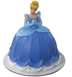 Petite Cinderella Topper for Petite Doll Cake Cinderella Doll, Disney Princess Cinderella, Cinderella Birthday, Princess Birthday, Princess Party, Cinderella Cakes, Princess Cakes, Cinderella Theme, Cinderella Castle