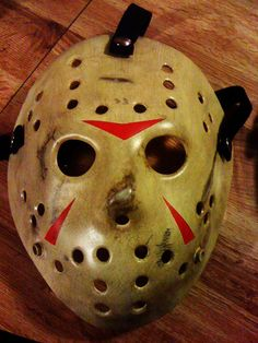 #Part 3 #Friday the 13th #Jason Voorhees #Horror #Hockey Mask #Frighteous Fx