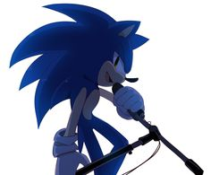I like how it's been confirmed that Sonic has a lovely singing voice epieode 17 of Sonic Boom anyways