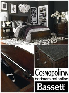 Bassett Cosmopolitan - Possible guest room set, living room set, and formal dining room set