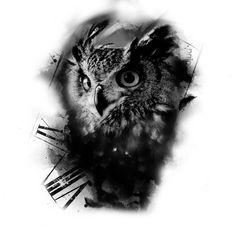 Buho Tattoo, S Tattoo, Owl Tattoo Design, Tattoo Designs, Tattoo Sketches, Tattoo Drawings, Night Owl Tattoo, Lechuza Tattoo, Mens Owl Tattoo