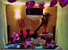 . Burlesque Party, Chandelier, Ceiling Lights, Lighting, Home Decor, Colors, Candelabra, Decoration Home, Room Decor