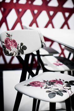 4.  jasminstorce O'Clock Chair * Nika Zupanc