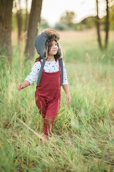 This sweet peplum top is made from a soft jersey blend. Layer it under a romper or cardigan and your all set for cooler weather.   Cute kids clothes for kids: www.themagpieco.com
