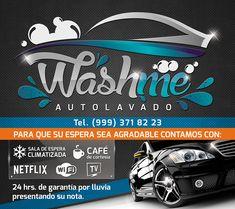 Car Wash Posters, Design Agency, Logo Design, Detail Car Wash, Car Wash Business, Pressure Washing, Car Logos, Car Detailing, Bubbles