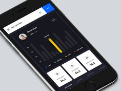 This is concept of sport app. Which сalculates the body mass index.  My UI marathon continues. I will be glad to any feedback! )