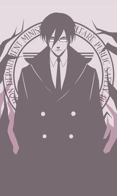 Nobuchika Ginoza. Psycho-Pass