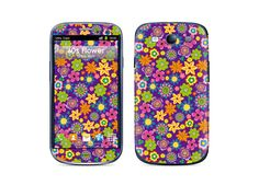 60s Flower Case designed for Galaxy S3 #Retro #vintage #Flower #samsungcase #galaxys3case #ultraskin #ultracase