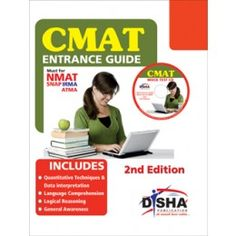 Download Mock Test Paper as Study Material provided by Disha Publication For the preparation of Upcoming CMAT Exam 2014 for the students who are preparing for cmat 2014.