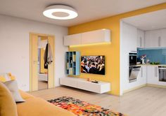 Vnitřní dveře Sapeli - HANUM CPL javor struktur Decor, Furniture, House, Living Room, Home, Entryway, Home Decor, Room