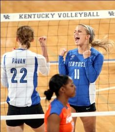 UK volleyball