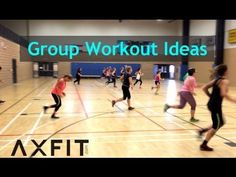 (Workout outside in TT)  ▶ Intense Pyramid Warm Up - Circuit Training Ideas - YouTube