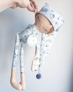 Ambrosial Make a Stuffed Animal Ideas. Fantasting Make a Stuffed Animal Ideas. Doll Crafts, Diy Doll, Doll Clothes Patterns, Doll Patterns, Fabric Toys, Sewing Dolls, Soft Dolls, Cute Dolls, Amigurumi Doll