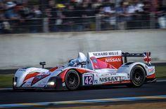 Lucas Ordonez at Le Mans
