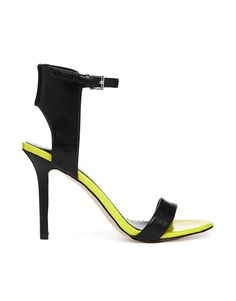 Mine - aldo shoes sandals (white n' pink)