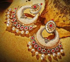 Beautiful tradition jewelry by Moksh India.