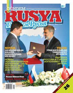Gündem Rusya Dergisi, Mayıs-Haziran sayısı yayında! Hemen okumak için: http://dijimecmua.com/gundem-rusya/
