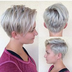Cut and color by @cghairdesign on @audrafrances woww