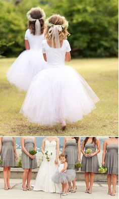ADORABLE and AFFORDABLE!!!...t-shirt / tutu dress...and the hair wreaths